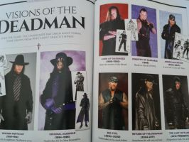 Versions of the Undertaker 1990-2015 by ltdtaylor1970