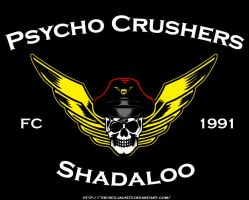 Psycho Crushers colored by The-Red-Jack03
