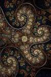 Antique tapestry by FractalDesire