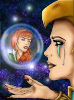 sorcercess and teela:someday by Dean-Irvine