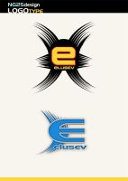 2nd LogoType design for Elusev by NG25Lab