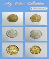 My Coins Collection 3 by mascara84