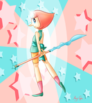 Steven Universe - Pearl by AngGrc