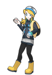 XY/ORAS Fullbody Experiment 4 by Ravenide