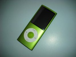 My iPod Nano 4G by Lynus-the-Porcupine