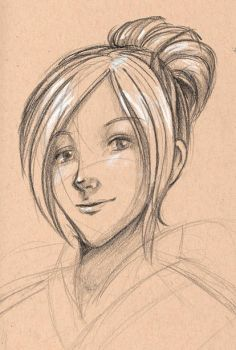 Sketch work by jfong