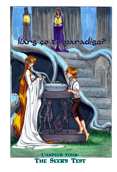 Liars Go To Paradise? Ch.4 - The Seer's Test? by MikoKa
