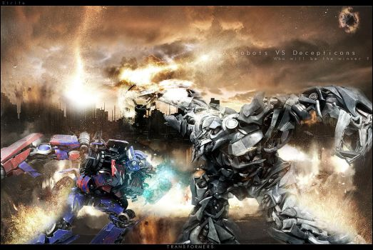 Transformers by Strifestyle