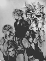Dissidia 3of3 by firewyvern91