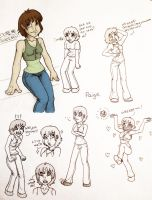 Paige character sheet by MidoriEyes