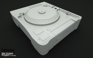 DNS5000 project wip by 3DEricDesign