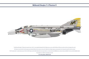 F-4B USA VF-142 1 by WS-Clave