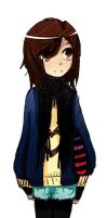 ~ My deviant ID in COLOR !! o/ ~ by Moonie-CHI
