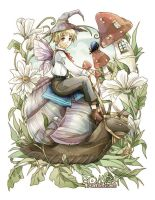 APH: FAIRY ENGLAND 01 by BOMB4Y