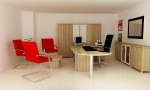 Office Design by muratsisman