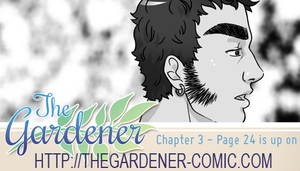 The gardener - Chapter 3 page 24 by Marc-G