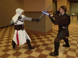 Altair Vs Jedi by Paladin0