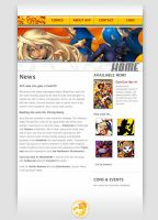 Angry Viking Press Website by jman2004