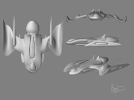 space jet by rio3d