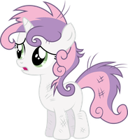 Sweetie Belle by Candy-Muffin