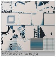 Icon Brushes by Scully7491