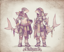 Nalbyans by 6Doug9