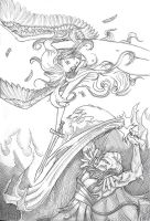 Good and evil by Maderath