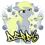 Derpy Spray by ThaddeusC