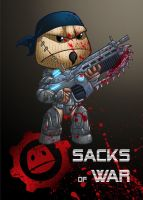 Sack of War by ColorDojo