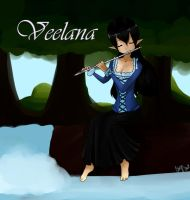 Gaia Contest Entry - Veelana by Cayys