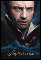Les Miserables - Jean Valjean by LUN2004