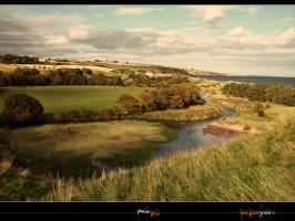 Lunan Bay by RauheZeiten