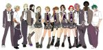 Uniforms group 2 by Wen-M