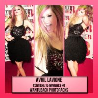 Photopack 524: Avril Lavigne by PerfectPhotopacksHQ