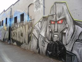 Transformers Grafitti by out-of-ideas-mom
