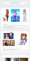 COMMISSION PRICES, INFO AND GUIDELINES by HollyBell