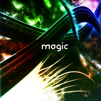 Magic Abstract by Limpich