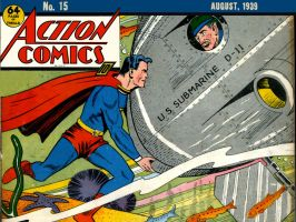 Action Comics 15 by Superman8193