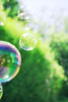 Bubble by Shiraw
