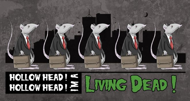 Rats Don't Sink - Living Dead by GakiRules