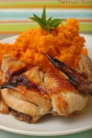 Roast chicken 4 by patchow