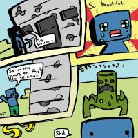 Creeper by BadgersTheArtist