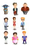 quick characters by aaryankhakan
