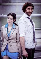 The Wolf Among Us by F-elicia