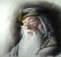 Albus Dumbledore by Limone02