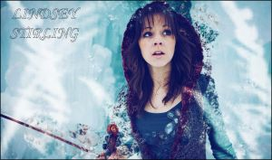 Lindsey Stirling Wallpaper by Beckem88