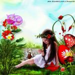 Easter to Wonderland by Crystal1972
