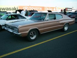 1967 Dodge Charger front side by RoadTripDog
