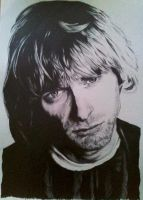 Kurt Cobain, 2012 by AimeeHutchinson