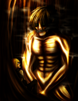 The Hunter: Attack on Titan AU- The Abnormal by The9Tard